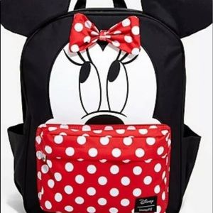 Minnie Mouse Backpack Lounge Fly
